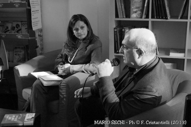 Marilena Rodi e Mario Sechi