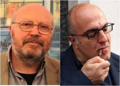 Alessio Viola e Mario Sechi